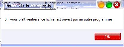 boite dialogue fichier hosts_impossible d'éditer