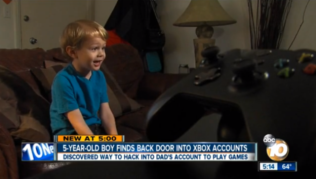 Xbox one_Kristoffer