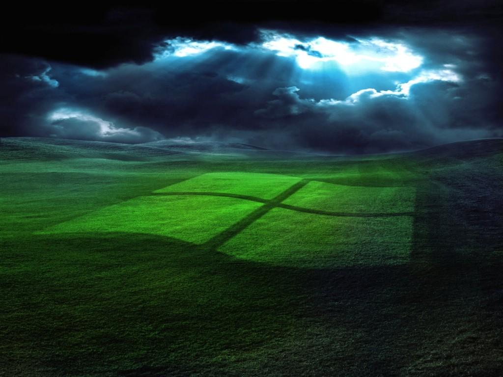 Windows XP_arrêt support