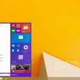 Toujours et encore, voici que Microsoft fait à nouveau parler de lui avec le prochain retour de son Menu Démarrer au sein du prochain OS en préparation, Windows 9...