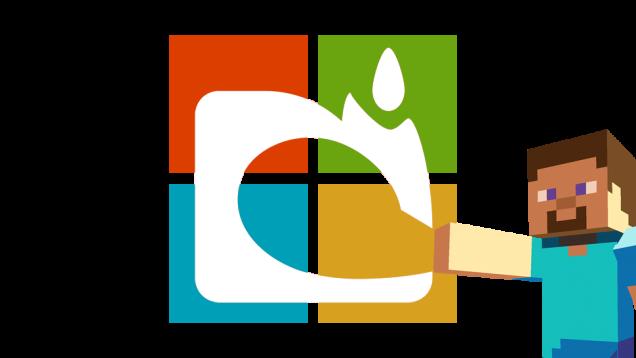 Microsoft_rachat mojang