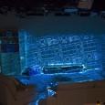 Toujours plus immersif, le gameplay des jeux vidéos pourrait prendre un nouvel essor via RoomAlive, un projet de recherche de Microsoft faisant fortement échos au lumineux Illumiroom...