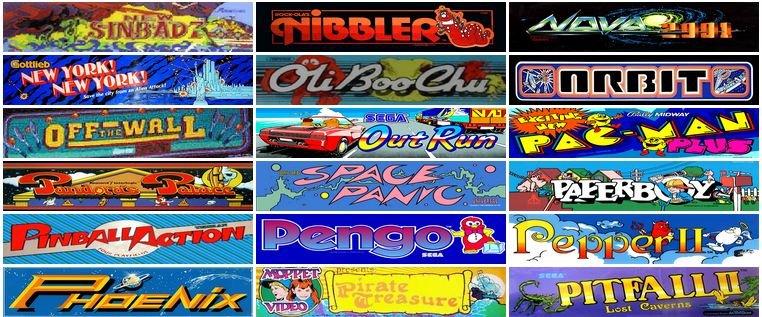 jeux en ligne annee 90