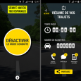 """La Sécurité Routière vient de déployer, depuis peu, une application pour smartphone nommée """"Mode Conduite"""", permettant ainsi de ne pas être dérangé par un appel ou un SMS pendant que l'on conduit..."""