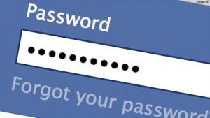 Facebook_mot de passe
