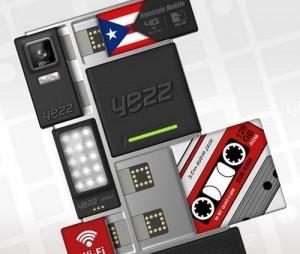 Projet Ara_partenariat Yezz Phonebloks