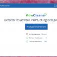 Petit tutoriel sur la bonne utilisation d'AdwCleaner, un des outils de désinfection contre les malwares et autres petites bestioles ...