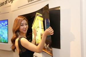 LG_écran OLED 0.97 mm prototype
