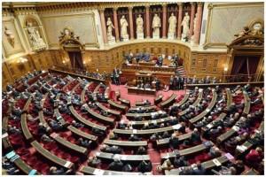 Loi renseignement_vote projet Sénat