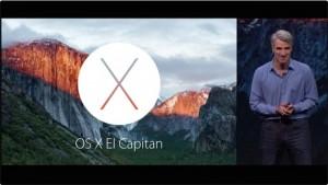WWDC 2015_MAC OS X El Capitan
