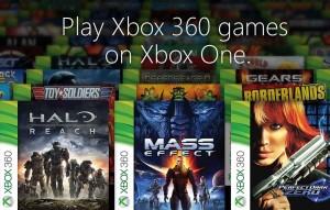 Xbox One_jeux compatibles 360