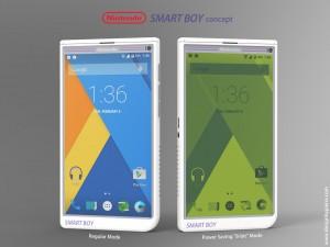 Nintendo Smart Boy_deux modes fonctionnement