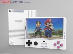 Nintendo Smart Boy_module manette jeux