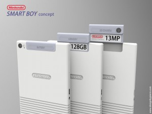 Nintendo Smart Boy_modules slot arrière