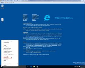 Windows 10_accès menu clique droit panneau configuration
