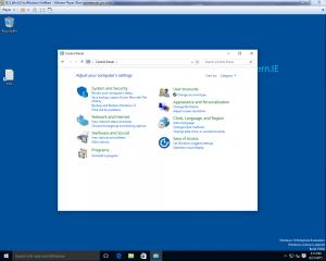 Windows 10_panneau de configuration Windows 7
