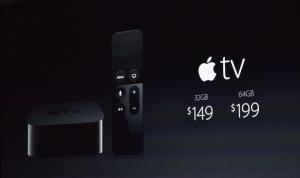 apple tv_prix
