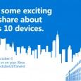 Retour  sur les produits annoncés officiellement lors de cette conférence orientée clairement Windows 10...