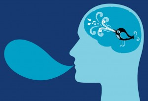 Twitter_intérieur pensées contenu