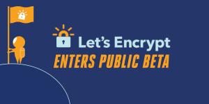 let's encrypt_bêta publique