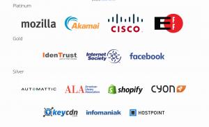 let's encrypt_sponsors