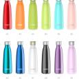 La Moikit Seed, une bouteille connectée qui permet de veiller à une hydratation régulière tout au long de la journée...