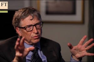 Bill Gates_interview FT 23 Février 2016-