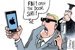 FBI_Apple iPhone Siri_vie privée