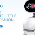 Asus vient d'officialiser son robot domotique multifonction portant le nom spirituel de Zenbo...