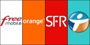 Free mobile SFR Bouygues telecom Orange_opérateurs mobiles