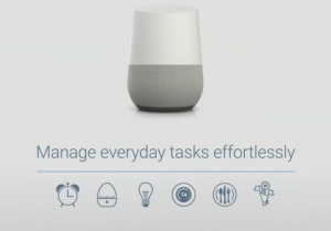 google home_fonctions