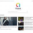 Une section de recherche dédiée au monde musical, made in Qwant...