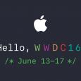 Retour sur les annonces essentielles de l'édition 2016 de la WWDC...