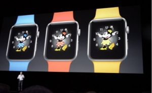 apple watch_minnie mouse