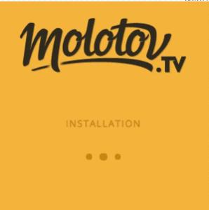 MolotovTV_v0.9.1 sortie officielle