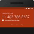 L'application Téléphone de Google intègre désormais un filtre anti-spam pour mieux prévenir les nuisibles du genre...