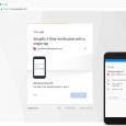 Google lui aussi repenserait sa fameuse double-authentification de compte...