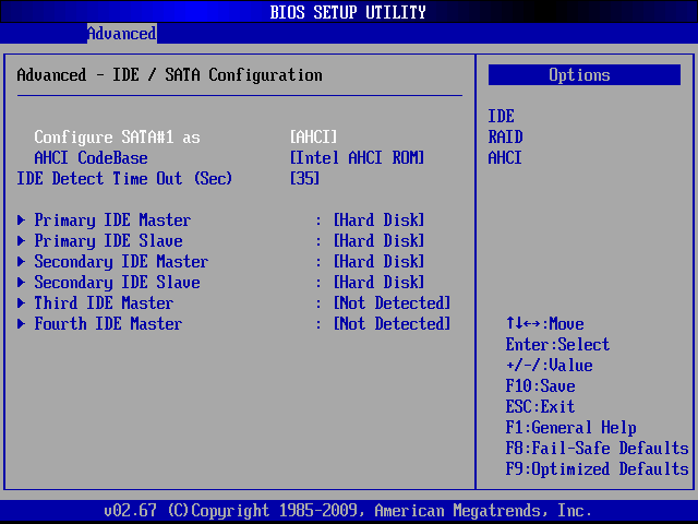 BIOS ou UEFI : en 2020 Intel semblerait incliner pour l'un (devinez