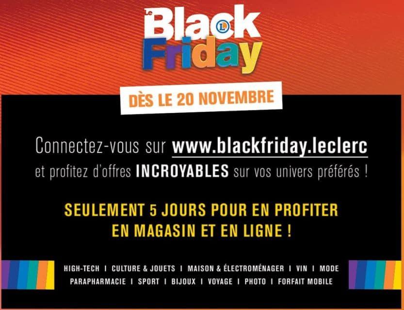 Black Friday Quand Leclerc Promotionne Une Ps4 A 30 Euros Au Lieu Des 300 Euros Prevus Joie De Ne Pas Offrir Sosordi Net