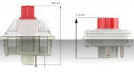 Le fabricant Allemand commercialisera prochainement une nouvelle version du MX Red...