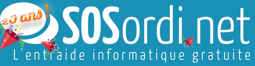 Personne ne l'a peut être remarqué, mais ce 21 février SOS Ordi a fêté ses 20 ans ! Oui vous lisez bien, vingt ans...