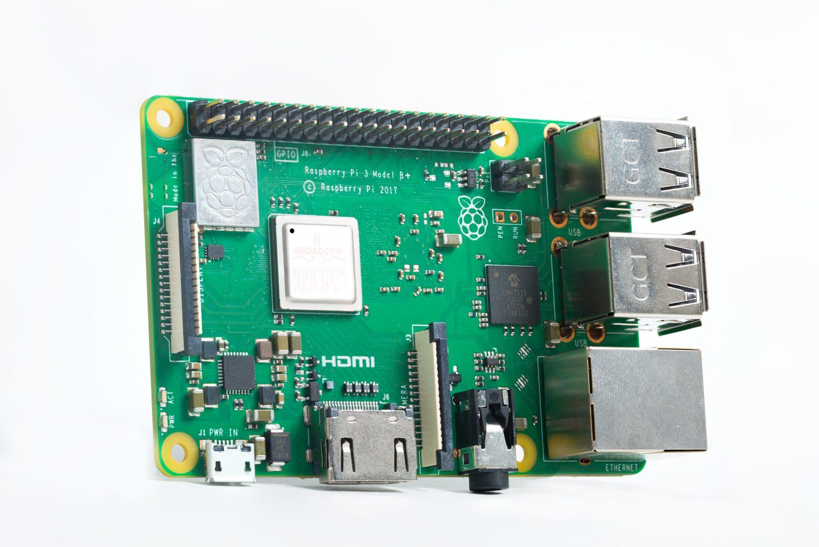Raspberry Pi 3 : une déclinaison B+ pour fêter les deux ans du modèle initial (Pi day) !