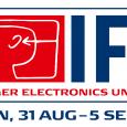 Petit retour express sur les annonces principales de l'IFA 2018...