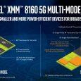 La première puce-modem 5G...