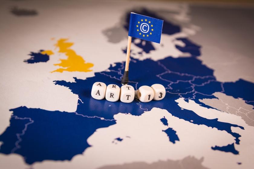 Droit d'auteur : vers un vote final du texte Européen d'ici fin Mars, début Avril prochain ! (#SaveYourInternet)