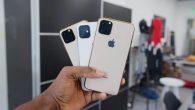 Les fameuses fuites d'iPhone...