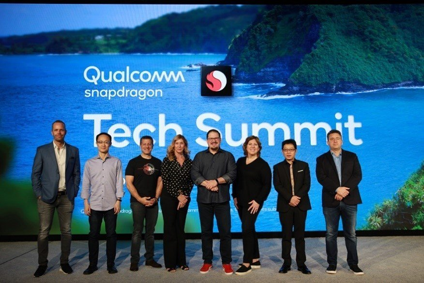 Qualcomm Tech Summit : un florilège de SoCs en mode 5G et VR !