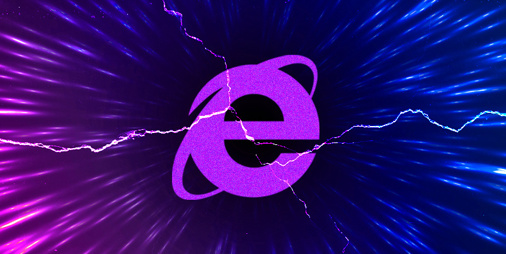 Faille Internet Explorer : pas de patch avant le 11 Février prochain ! (comic script...)