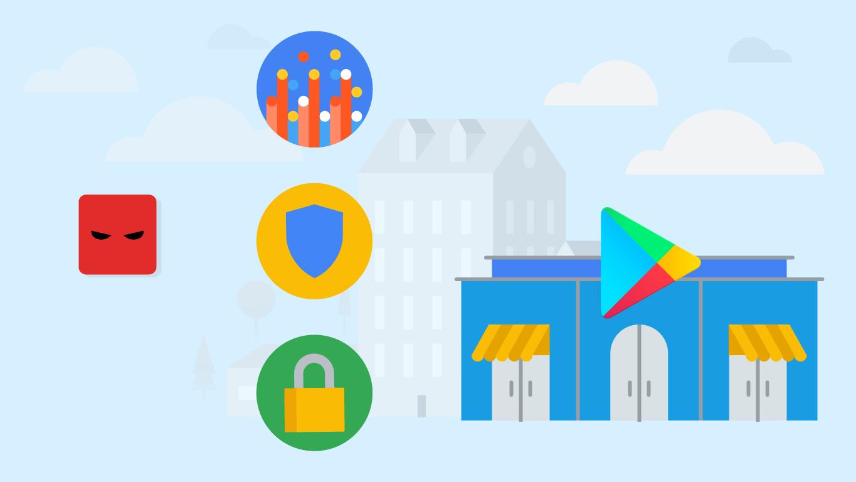 Play Store : en 2019, suppression de 98 % des applications nécessitant un accès SMS et appels pour collecter des données !