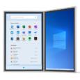 Par précaution ou pour tenter d'amortir un OS avant la production physique de terminaux à double-écrans...